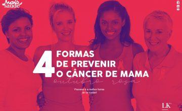 Formas de prever o câncer de mama