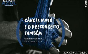 Câncer mata e o preconceito também